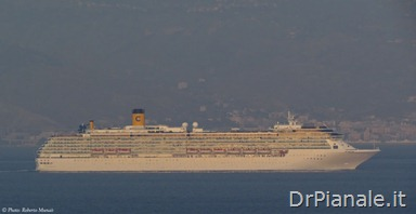 Costa Mediterranea - Messina 1
