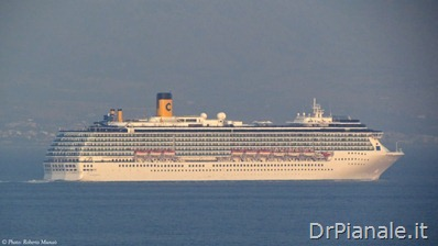Costa Mediterranea - Messina 2