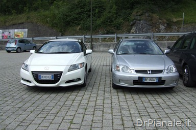 Honda Civic EK vs Honda CR-Z