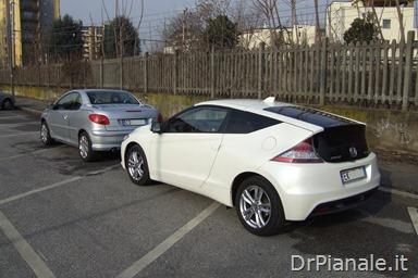 Peugeot 206 CC vs Honda CRZ 3