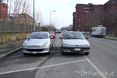 Peugeot 206 CC vs Peugeot 306 2