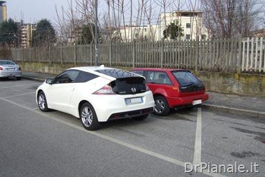 Volvo 480 vs Honda CRZ 5