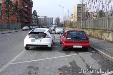Volvo 480 vs Honda CRZ 6