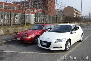 Volvo 480 vs Honda CRZ 9