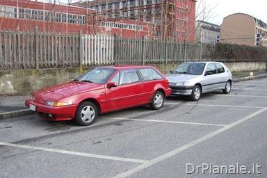 Volvo 480 vs Peugeot 306 2
