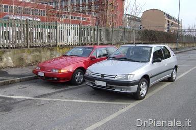 Volvo 480 vs Peugeot 306 5