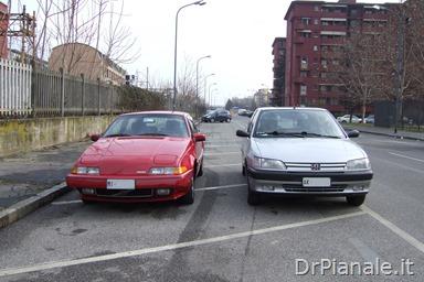 Volvo 480 vs Peugeot 306 6