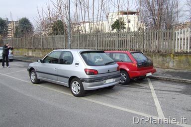 Volvo 480 vs Peugeot 306 8