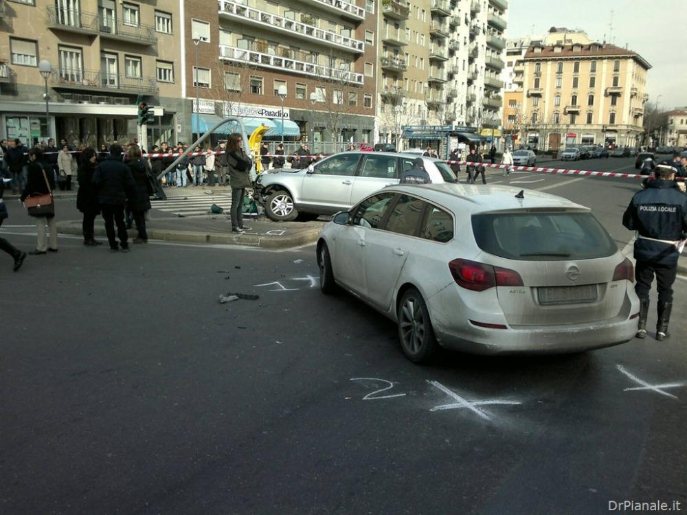 Milano–Incidente Piazzale Loreto–08 02 2013 (4/4)