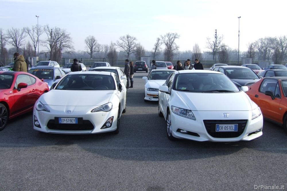 Toyota GT86 vs Honda CR-Z (2/3)