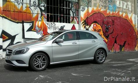 Mercedes Classe A 200 CDI BlueEFFICIENCY Sport (2/6)