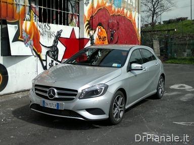 Mercedes Classe A 200 CDI BlueEFFICIENCY Sport (3/6)
