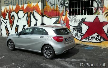 Mercedes Classe A 200 CDI BlueEFFICIENCY Sport (5/6)