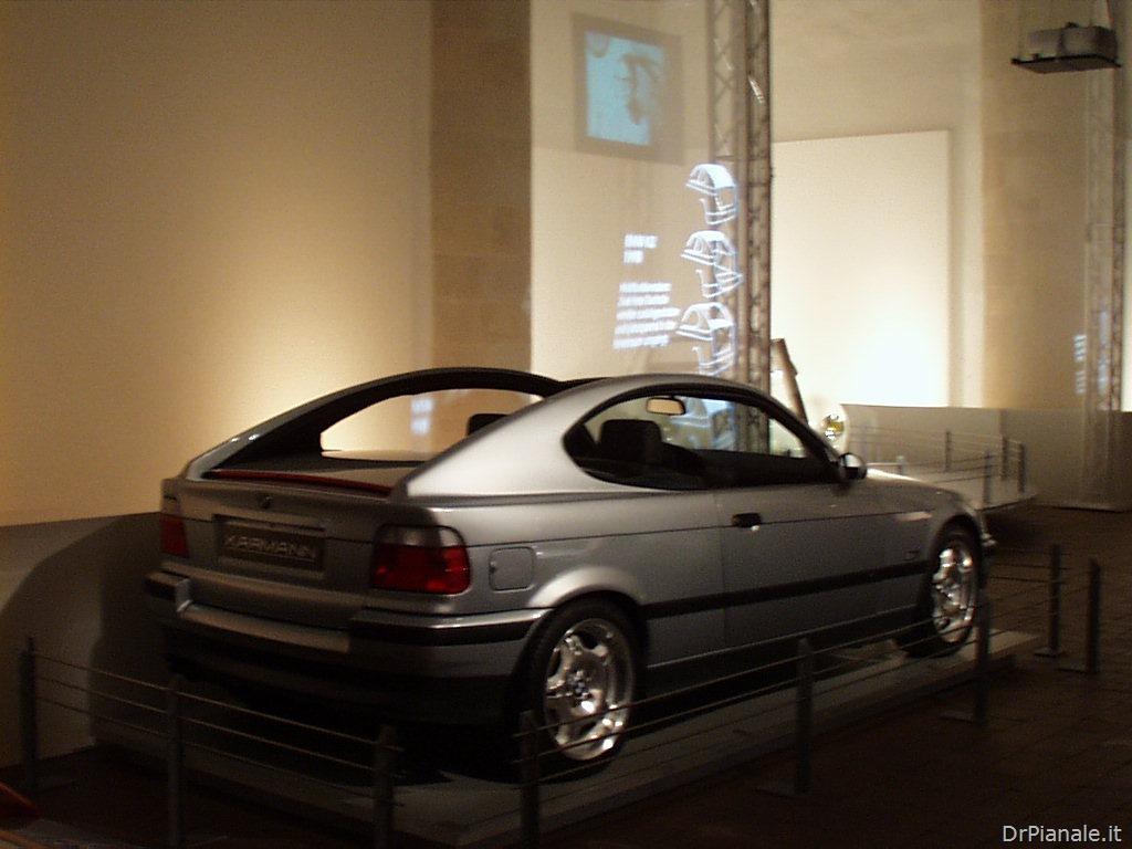 BMW Compact Cabrio E36 2