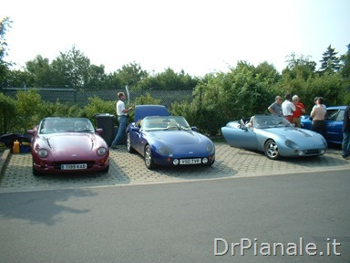 TVR Cerbera TVR Griffith