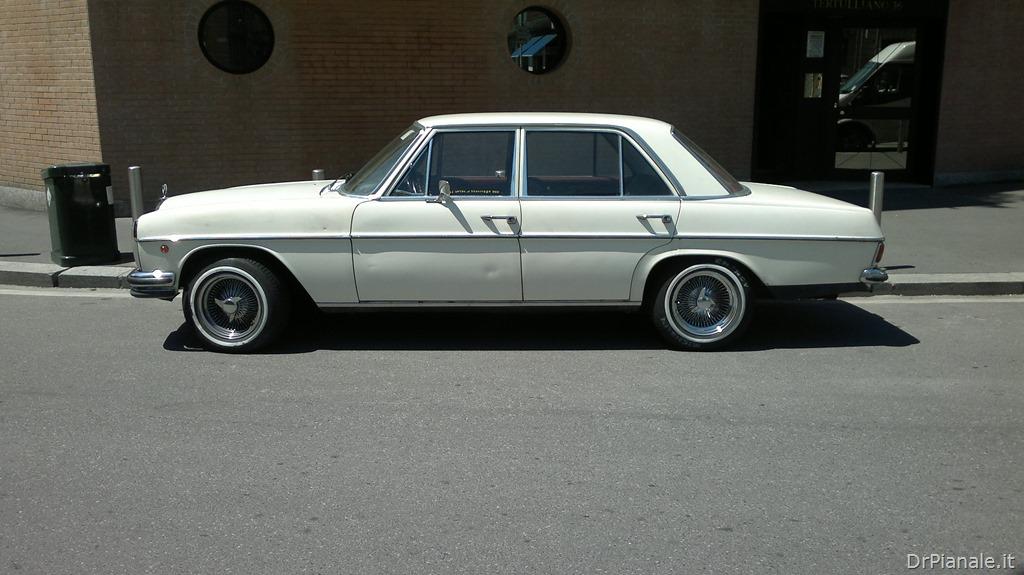 Mercedes-Benz W114 e W115