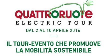 Quattroruote Electric Tour