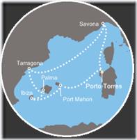 Il ritmo delle Baleari